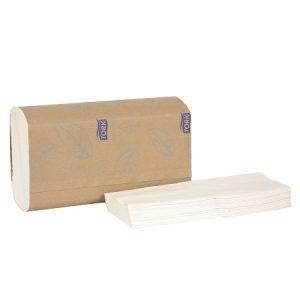 TORK Advanced Xpress Soft Interfold Paper Towel – 3 panel, White – 16 x189 case