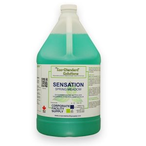 SENSATION Odor Counteractant – Spring Meadow – 4L