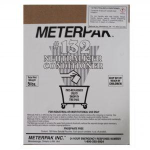 METERPAK Neutralizer Conditioner (#132) – 1/2oz x 150 per tub