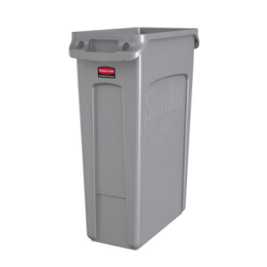 RUBBERMAID Slim Jim Receptacle – 23 gallon