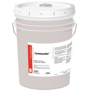 Commander Granular Deodorizer- 35lbs