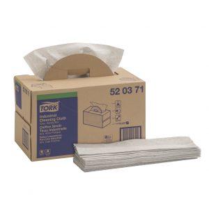 TORK Industrial Cleaning Cloth Handy Box -280/Carton