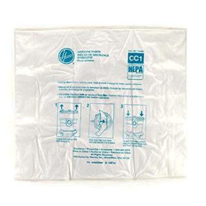 HOOVER Hushtone Canister vacuum bags – single bag