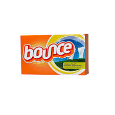 BOUNCE Dryer Sheets – Outdoor Fresh Scent – 6 x 200 sheets per case