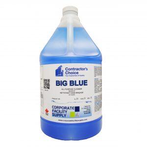 CONTRACTORS CHOICE Big Blue Cleaner – 4L