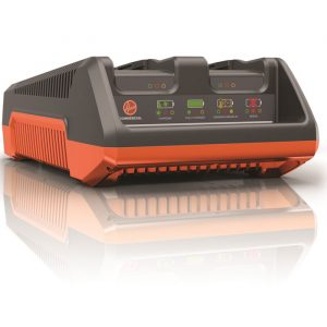 HOOVER M-PWR 40V Dual Bay Charger
