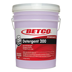 BETCO Symplicity Detergent 200 – 5 gallon
