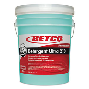 BETCO Symplicity Detergent Ultra 210 – 5 gallon
