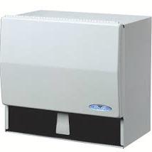 FROST 101 Paper Towel Dispenser – white enamel