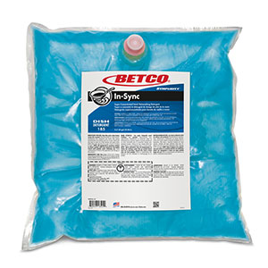 BETCO In Sync – 2.5 gallon bag-in-box