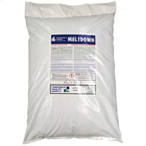 CONTRACTORS CHOICE Melt Down Ice Melt – 22.7kg bag