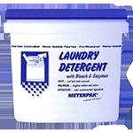 METERPAK H.E. Premium Laundry Detergent (#431) – 3/4oz x 360 pail