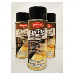 Leather Cleaner – 16oz aerosol can
