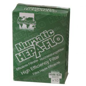 HENRY Hepaflo Vacuum Bags – 10 per box