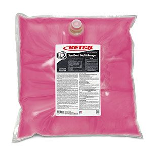 BETCO Symplicity Sanibet – 2.5 gallon bag-in-box