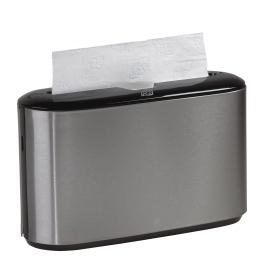 TORK Xpress Countertop Multifold Dispenser – Stainless Steel