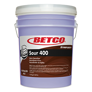 BETCO Symplicity Sour 400 – 5 gallon