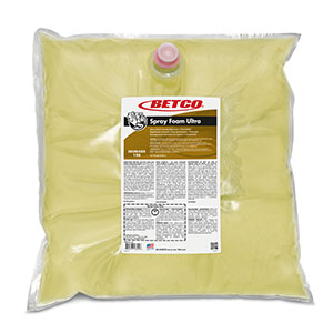 BETCO Spray Foam Ultra – 2.5 gallon bag-in-box