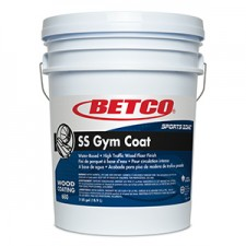 BETCO SS Gym Coat – 5 gallon