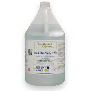 Acetic Acid – 15% – 4L