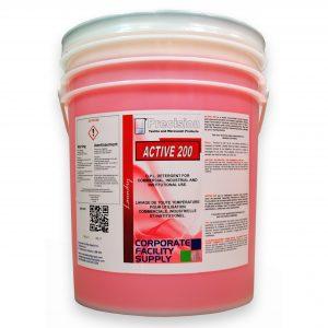 PRECISION Active 200 Laundry Detergent – 20L