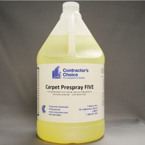 Carpet Prespray FIVE – 4L