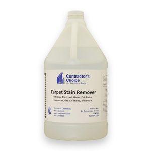 Carpet Stain Remover – 4L