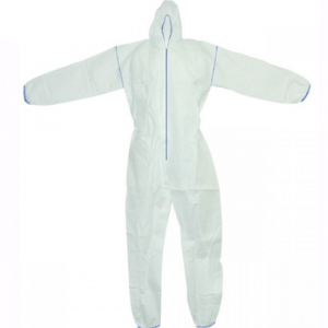 Polypropylene Coverall with Hood