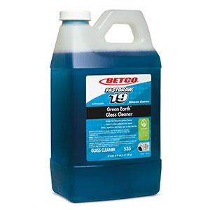 BETCO Fastdraw Green Earth Glass Cleaner – 2L