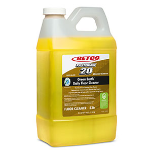 BETCO Fastdraw Green Earth Daily Floor Cleaner – 2L