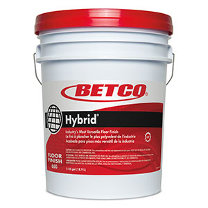 BETCO Hybrid Floor Finish – 5 gallon