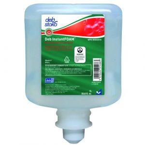 DEB Instant Foam Hand Sanitizer- 6x1L case