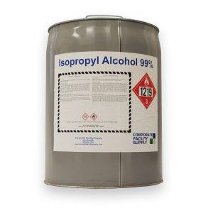 Isopropyl Alcohol – 99% – 20L pail