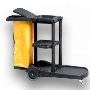 M2 Deluxe Cleaning Cart