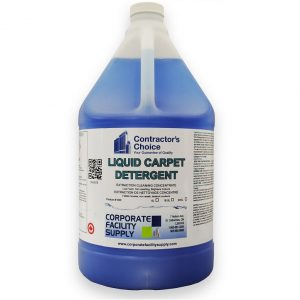 Liquid Carpet Detergent 4L