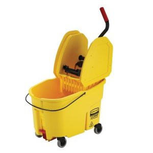 RUBBERMAID Wavebreak Bucket/Wringer – 44qt *Special Order