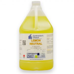 Lemon Neutral Floor Cleaner – 4L