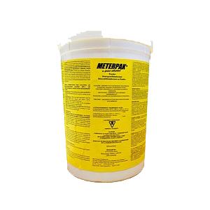 METERPAK Machine Dishwash Detergent (#134) – 3/4oz x 150 pail
