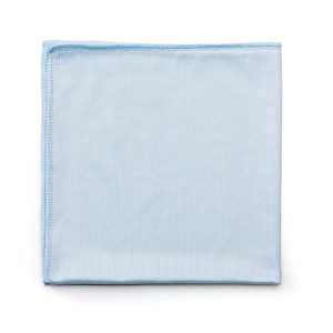 Microfiber Cloth – Glass (blue)