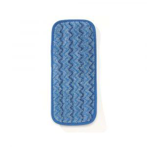 RUBBERMAID Microfiber Scrubbing Mop – 11″ – 6 per case