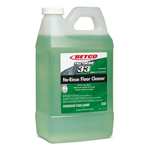 BETCO Fastdraw Green Earth No Rinse Floor Cleaner – 2L