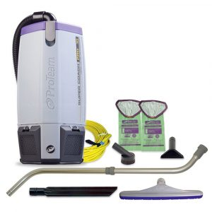 PROTEAM Coach Pro 10 Backpack Vacuum