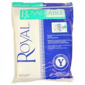 ROYAL Style Y Vacuum Bags – 7 per pkg