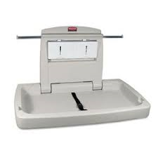 RUBBERMAID Baby Changing Station – horizontal *Special Order*