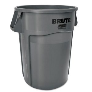 RUBBERMAID Brute Receptacle