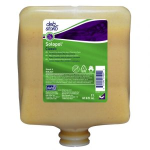 DEB Solopol Classic Hand Cleansing Paste- 4x2L case