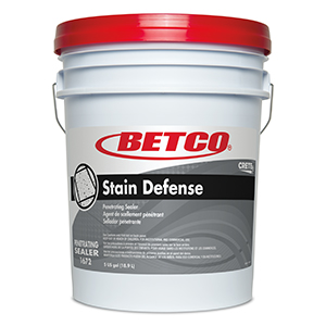 BETCO Stain Defense- 5Gal