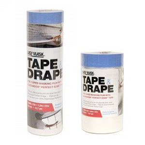 Carpet Tape'n'Drape