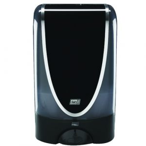 DEB Touch Free Dispenser- Black