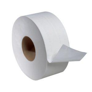 TORK Universal 2 Ply Jumbo Bath Tissue – 12 rolls x 1000′ case